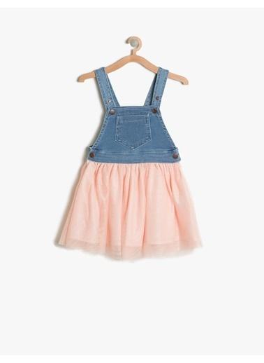 Koton Kids Elbise Pembe
